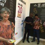 Pour la 6e fois, la poésie s'affiche sur les murs du CCFG