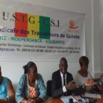 USTG version Abdoulaye Camara : « nous ne sommes pas allés à Genève pour insulter plutôt pour travailler »